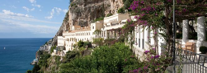 Grand Hotel Convento di Amalfi in Amalfi