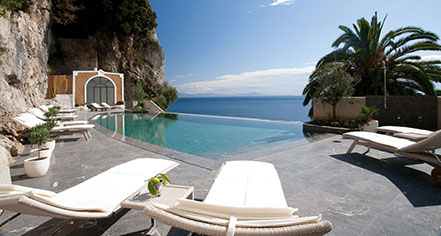 Activities:      NH Collection Grand Hotel Convento di Amalfi  in Amalfi