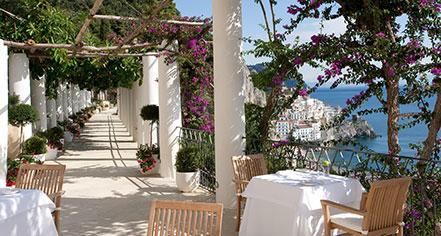 History:      NH Collection Grand Hotel Convento di Amalfi  in Amalfi