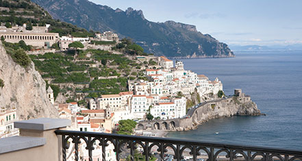 Local Attractions:      NH Collection Grand Hotel Convento di Amalfi  in Amalfi