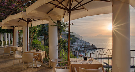 Meetings at      NH Collection Grand Hotel Convento di Amalfi  in Amalfi