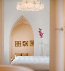Accommodations:      NH Collection Grand Hotel Convento di Amalfi  in Amalfi