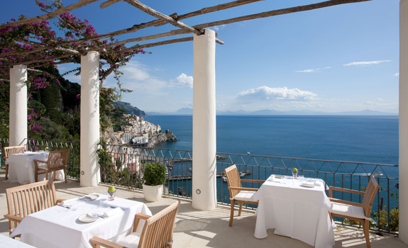 NH Collection Grand Hotel Convento di Amalfi  - Dining