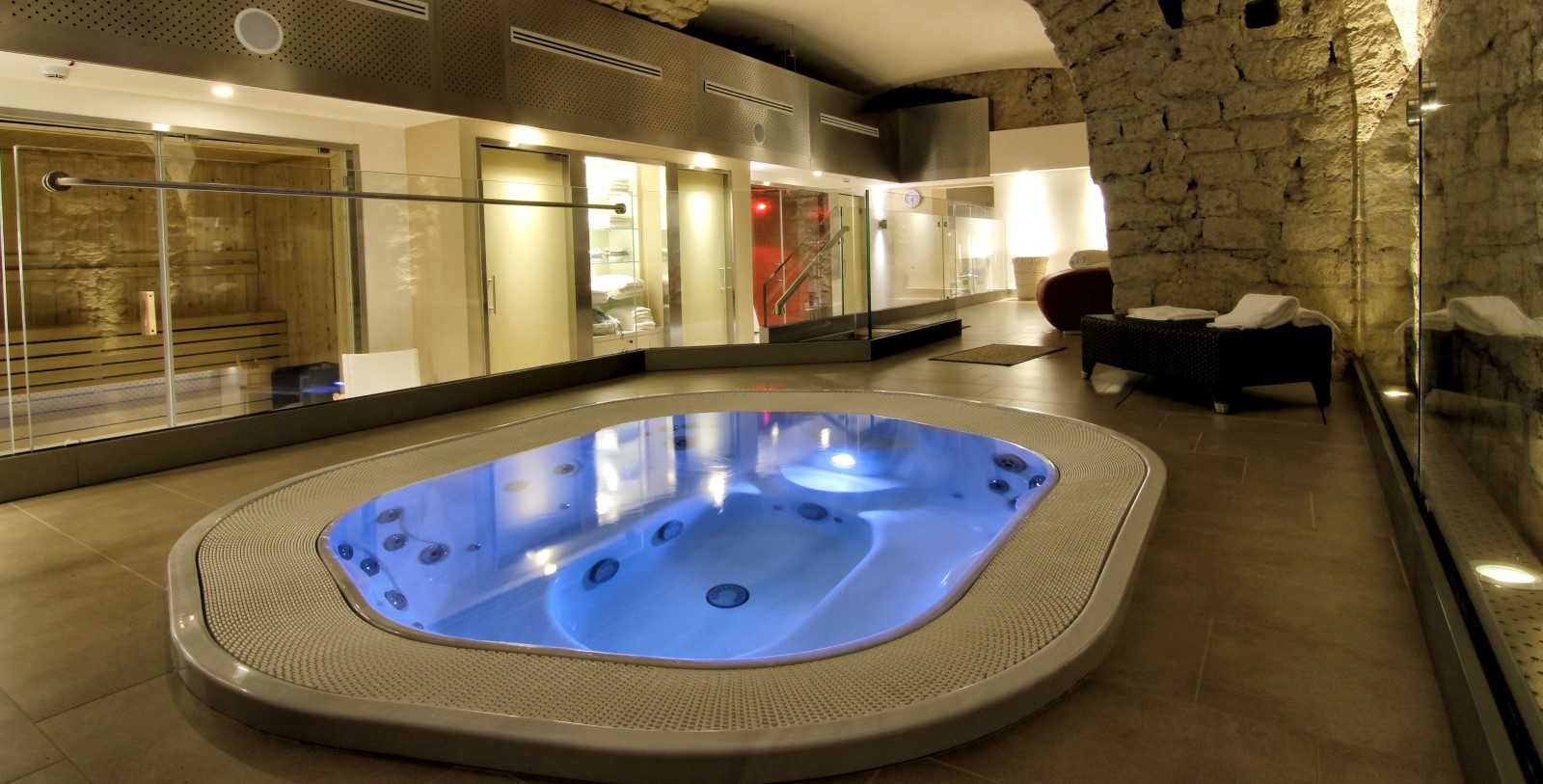Image of Spa Palazzo Caracciolo Napoli - MGallery by Sofitel, 1584, Member of Historic Hotels Worldwide, in Naples, Italy, Spa