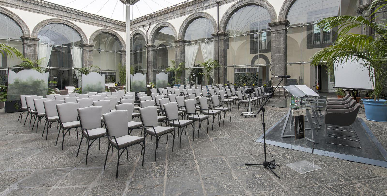 Image of Event Space Palazzo Caracciolo Napoli - MGallery by Sofitel, 1584, Member of Historic Hotels Worldwide, in Naples, Italy, Explore