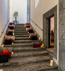 History:      Palazzo Caracciolo Napoli - MGallery by Sofitel  in Naples