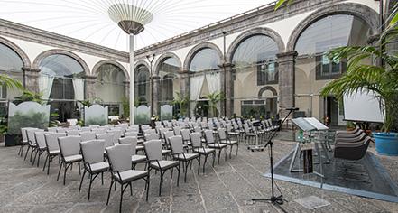 Meetings at      Palazzo Caracciolo Napoli - MGallery by Sofitel  in Naples