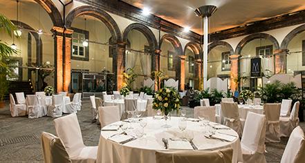 Weddings:      Palazzo Caracciolo Napoli - MGallery by Sofitel  in Naples