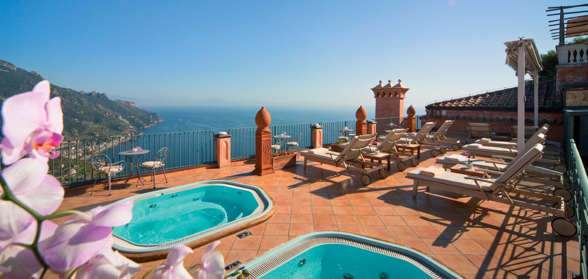 Customer Reviews:      Palazzo Avino  in Ravello