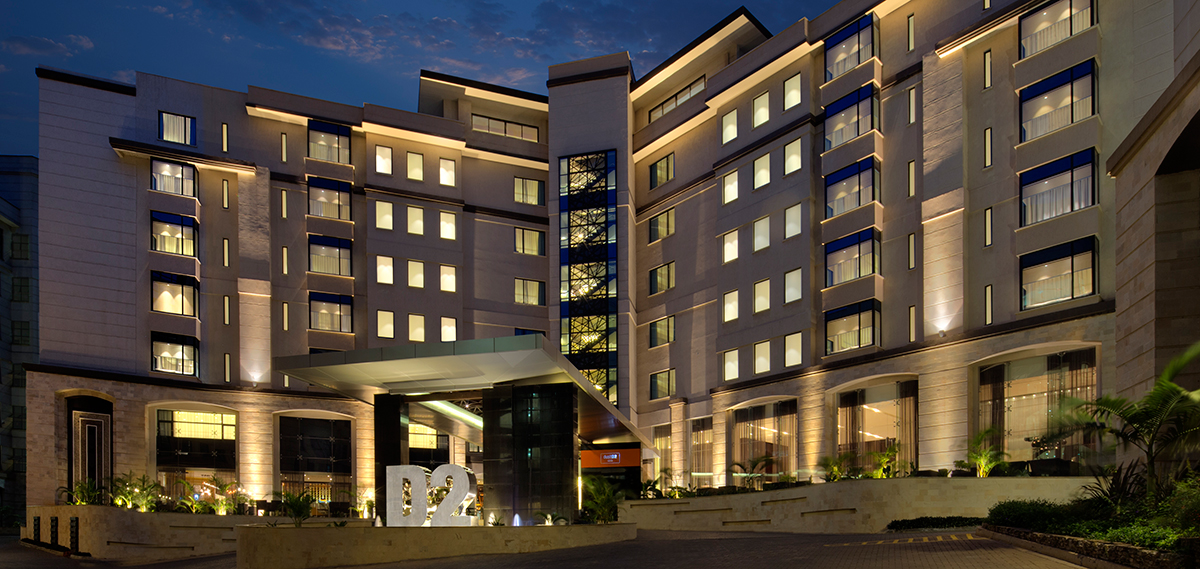 Customer Reviews:      dusitD2 nairobi  in Nairobi
