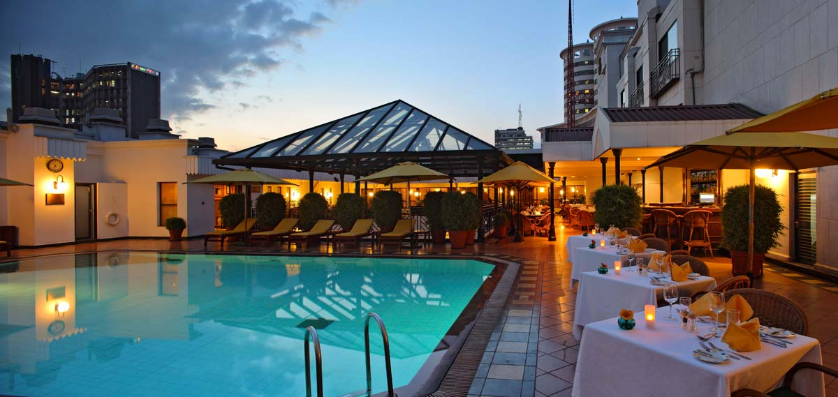 Customer Reviews:      Sarova Stanley  in Nairobi