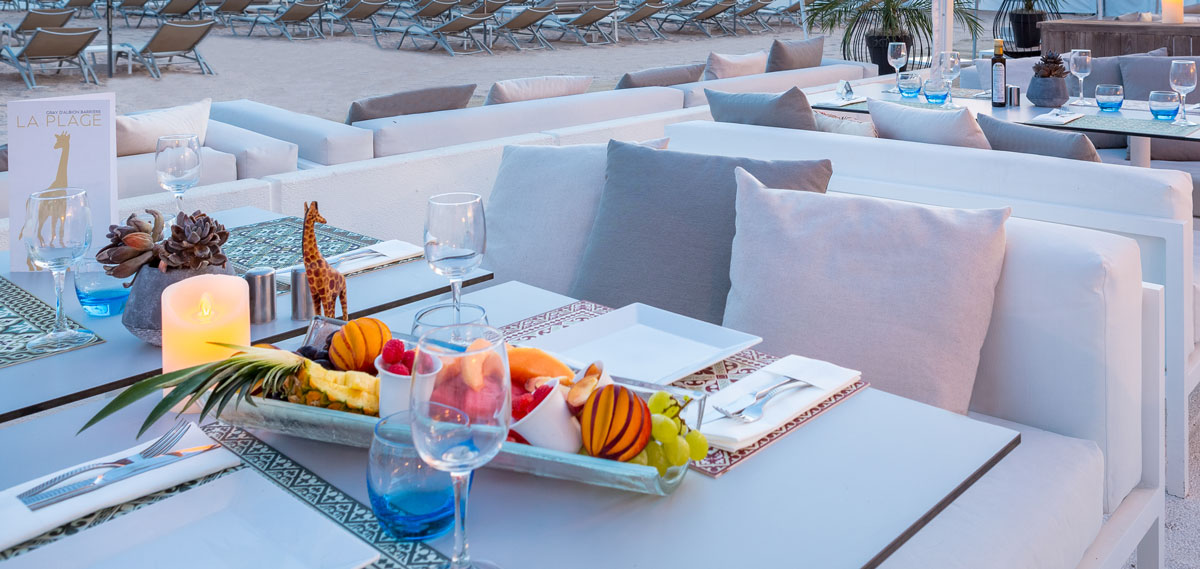 Dining:      Hotel Barriere Le Gray D'Albion Cannes  in Cannes