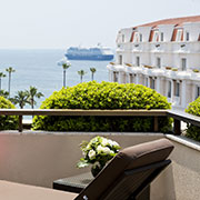 Book a stay with Hotel Barriere Le Gray D'Albion Cannes in Cannes
