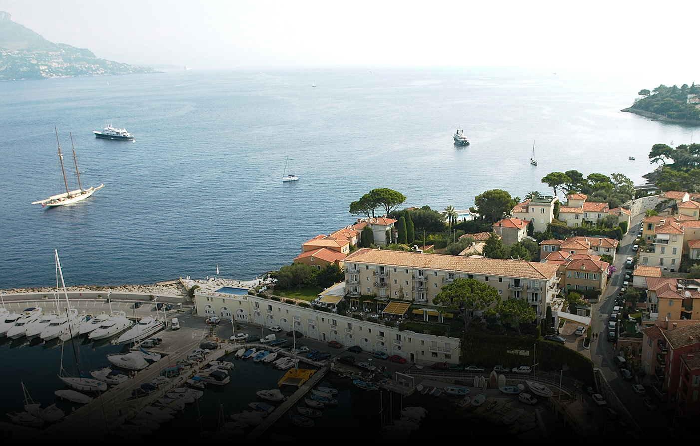 Special Offers:      La Voile d'Or  in Saint Jean Cap Ferrat