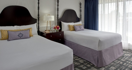 Accommodations:      The Hotel Viking  in Newport