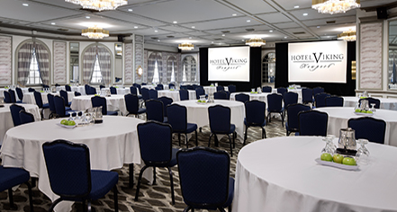 Events at      The Hotel Viking  in Newport