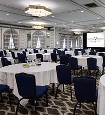 Venues & Services:      The Hotel Viking  in Newport
