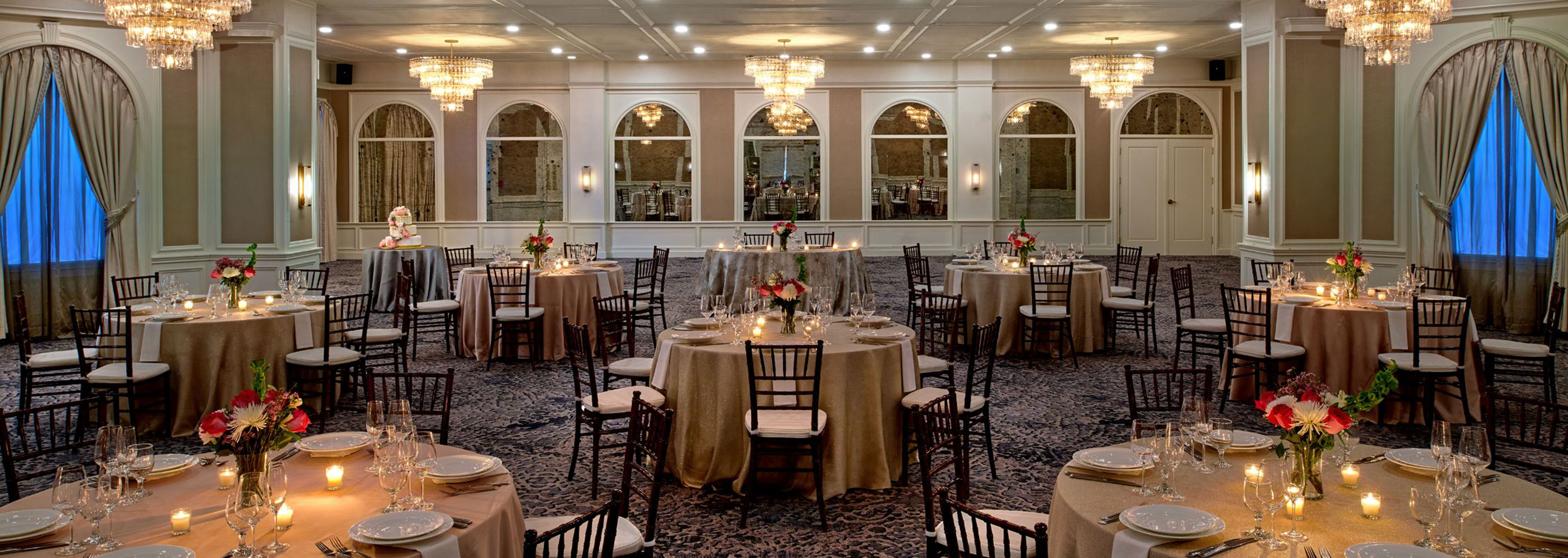 Image of Meeting Space The Hotel Viking, 1926, Member of Historic Hotels of America, in Newport, Rhode Island, Special Occasions