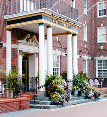 Event Calendar:      The Hotel Viking  in Newport
