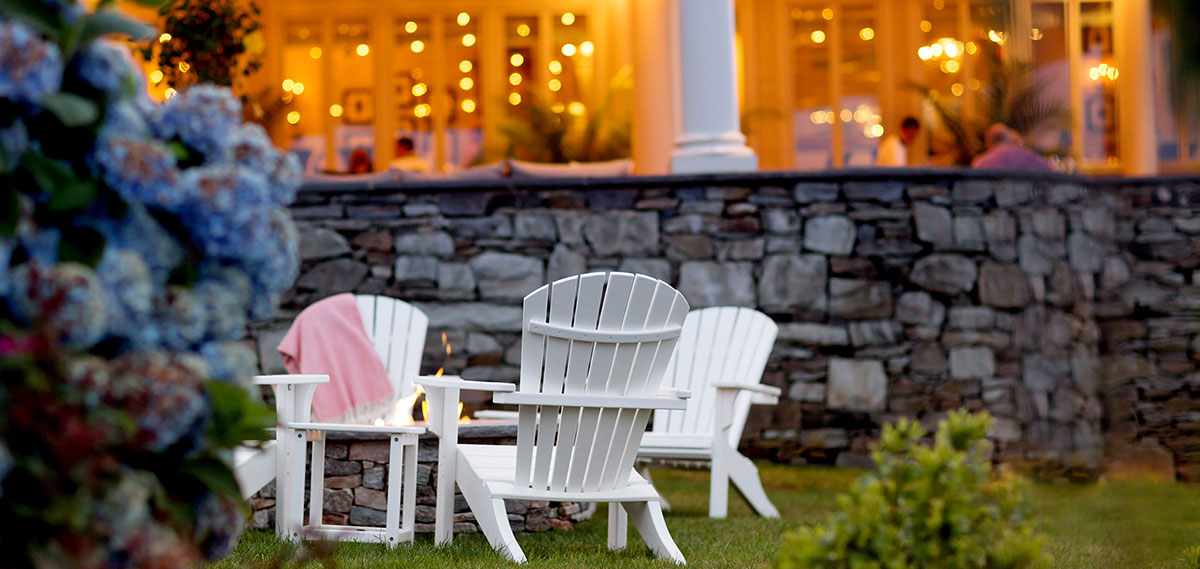 Special Offers:      The Chanler at Cliff Walk  in Newport
