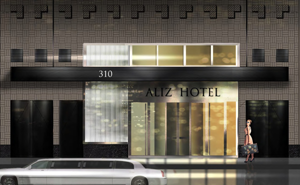 Aliz Hotel Times Square - Coming Soon: September 2018