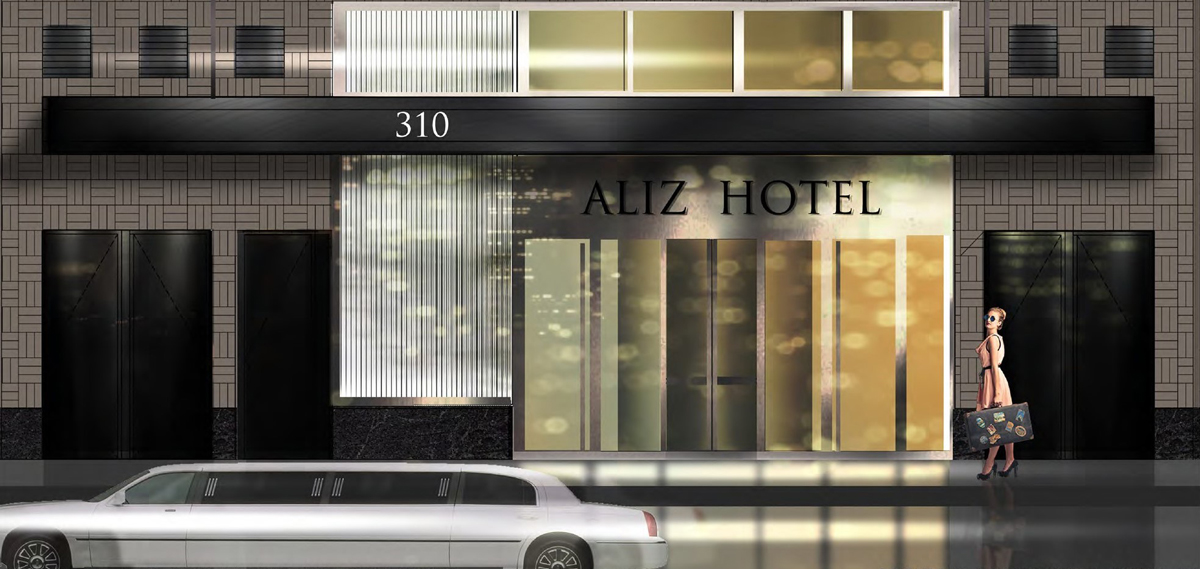 Aliz Hotel Times Square - Coming Soon: Winter 2018  in New York