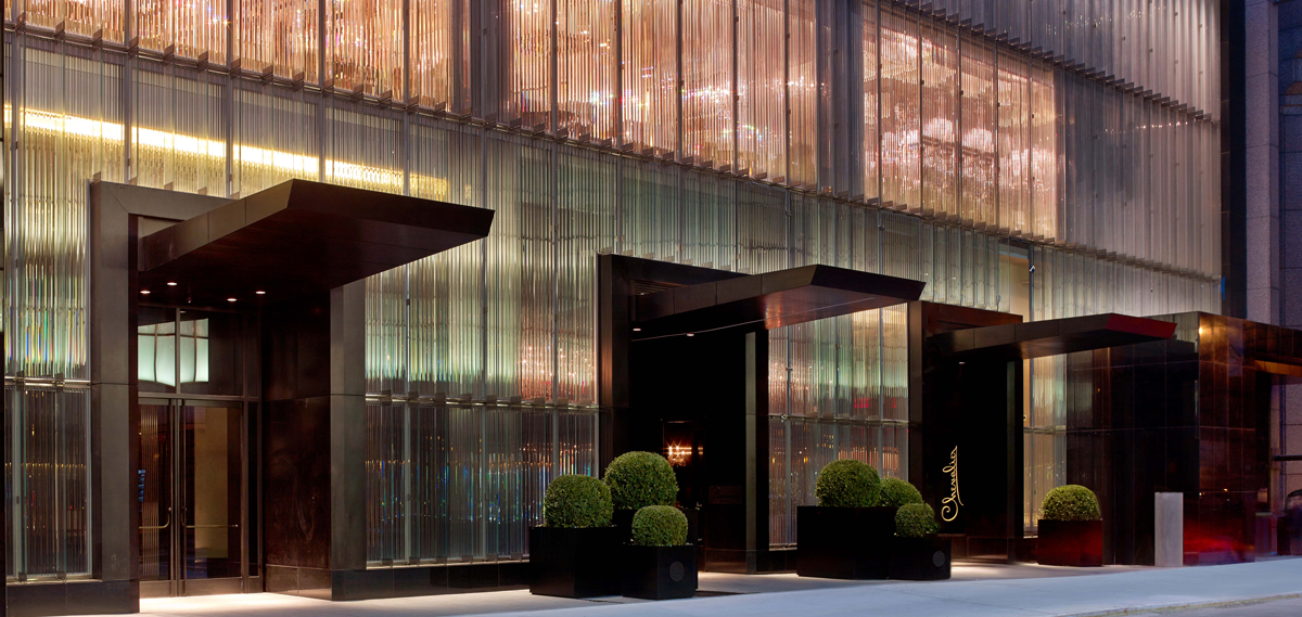 Baccarat Hotel New York  in New York