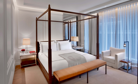 Baccarat Hotel New York  - Accommodations
