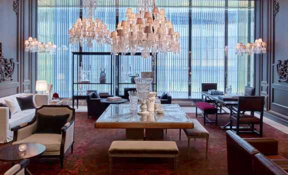 Baccarat Hotel New York  - Dining