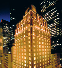 Events at      Omni Berkshire Place, New York City  in New York
