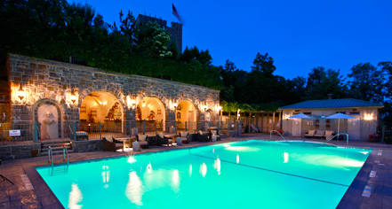 Activities:      Castle Hotel & Spa  in Tarrytown