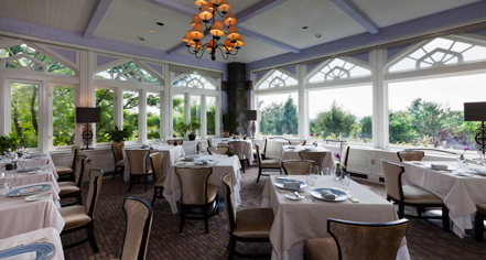 Dining At Castle Hotel Spa In Tarrytown