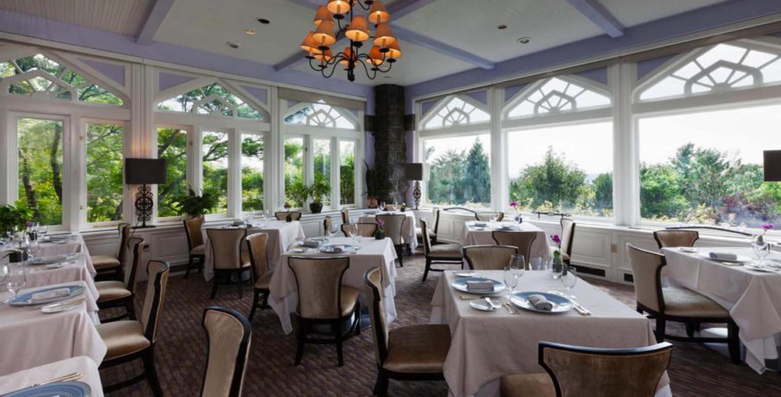 Image of Equus Restaurant at Castle Hotel & Spa, 1897, Member of Historic Hotels of America, in Tarrytown, New York City, Taste