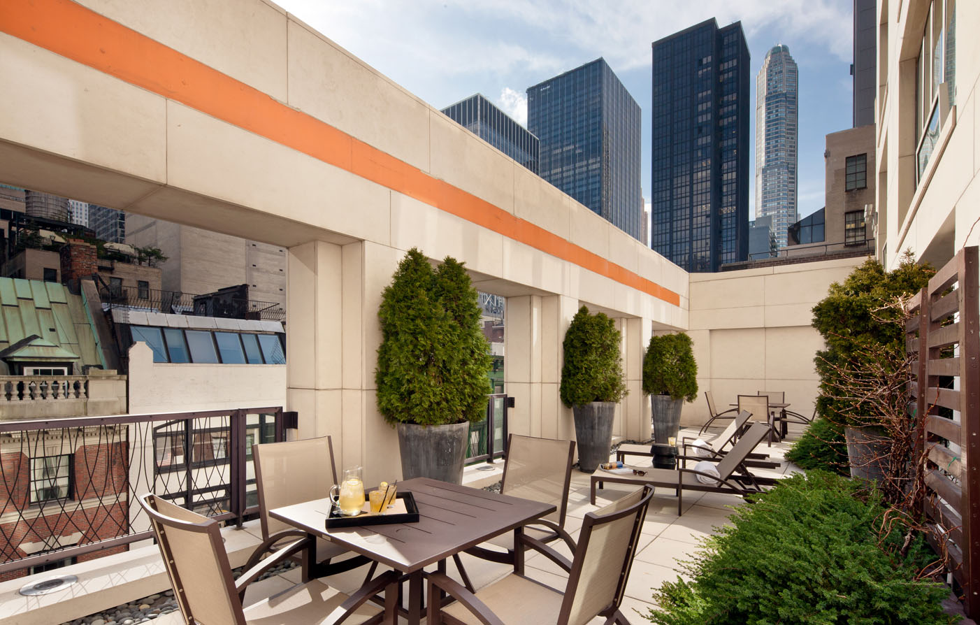 Special Offers:      Chambers Hotel  in New York