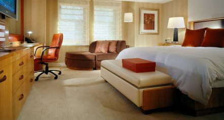 Accommodations:      JW Marriott Essex House New York  in New York