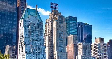 History:      JW Marriott Essex House New York  in New York