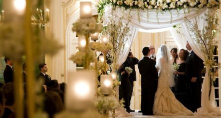 Weddings:      JW Marriott Essex House New York  in New York