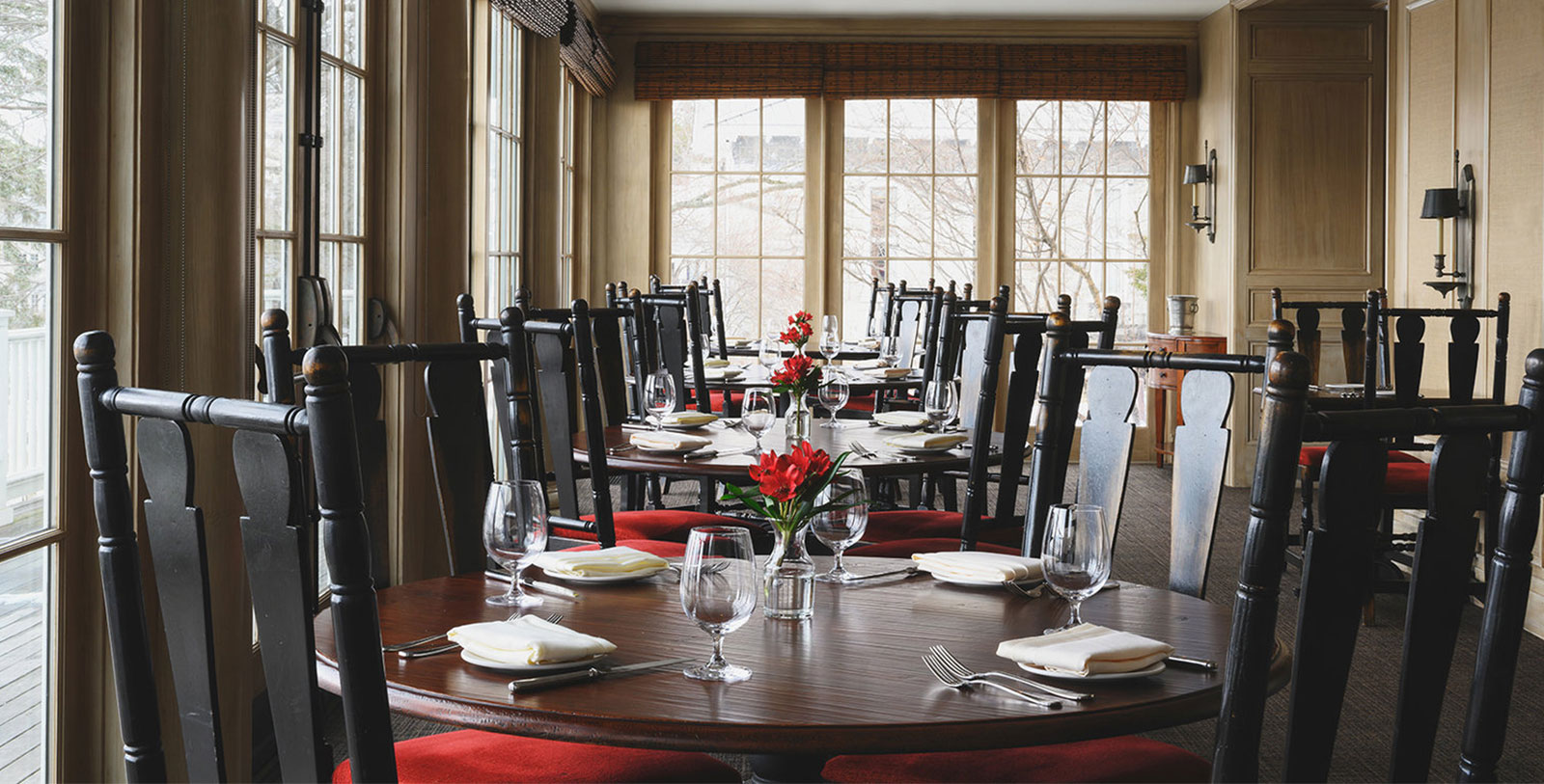 Image of 1833 Kitchen Dining Room at the Inns of Aurora in Aurora, New York