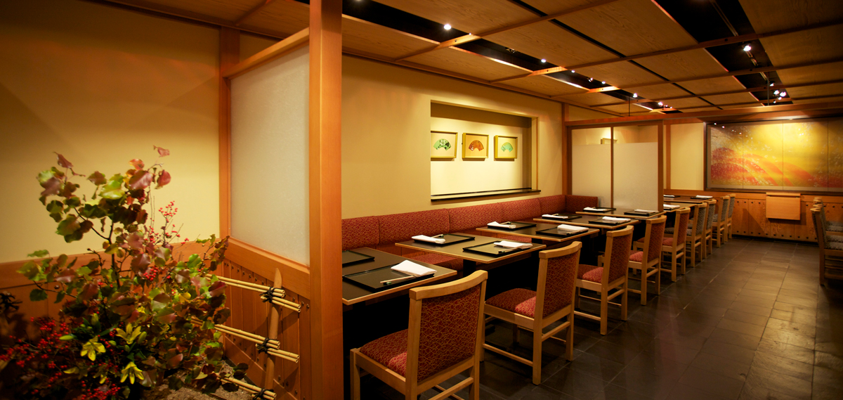Dining:      The Kitano Hotel New York  in New York