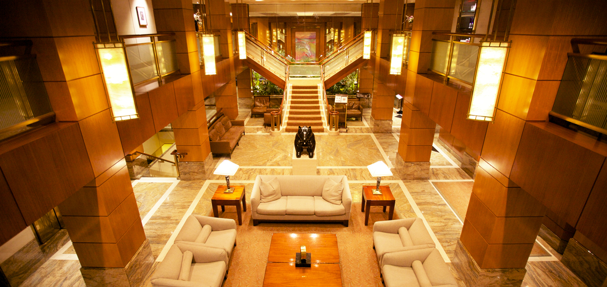 The Kitano Hotel New York, New York, Lobby