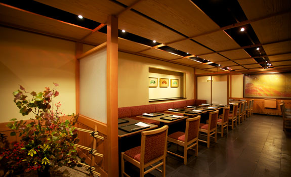 The Kitano Hotel New York  - Dining