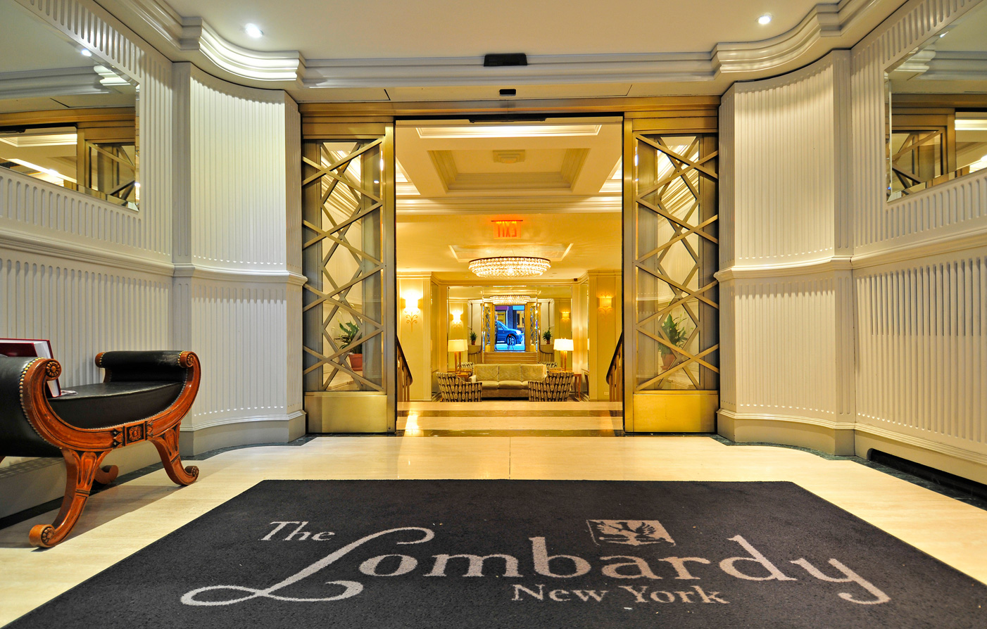 The Lombardy  in New York