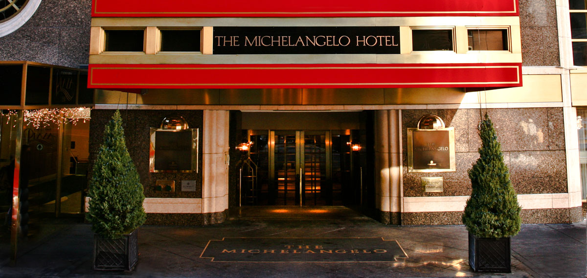 The Michelangelo  in New York