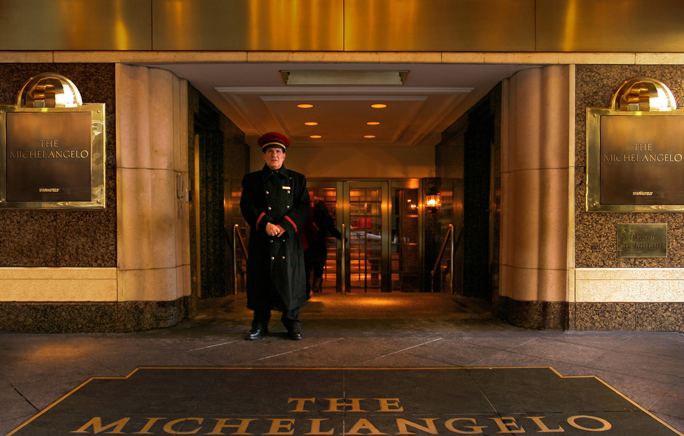 Customer Reviews:      The Michelangelo  in New York