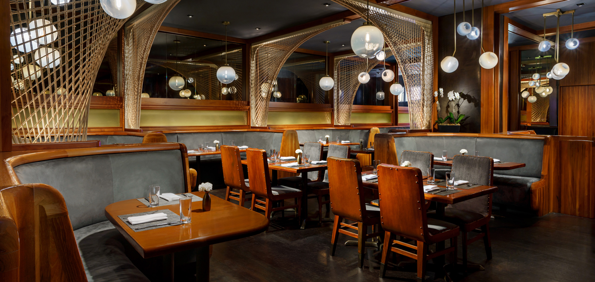Dining:      Royalton Hotel  in New York