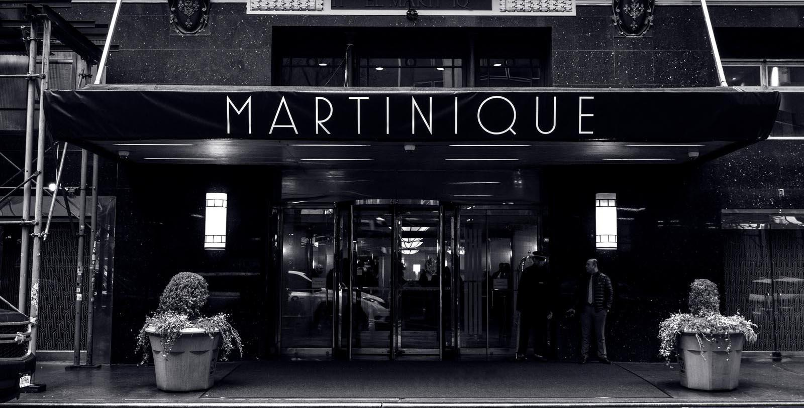The Martinique New York on Broadway, Curio Collection by Hilton