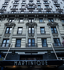 Events at      The Martinique New York on Broadway, Curio Collection by Hilton  in New York