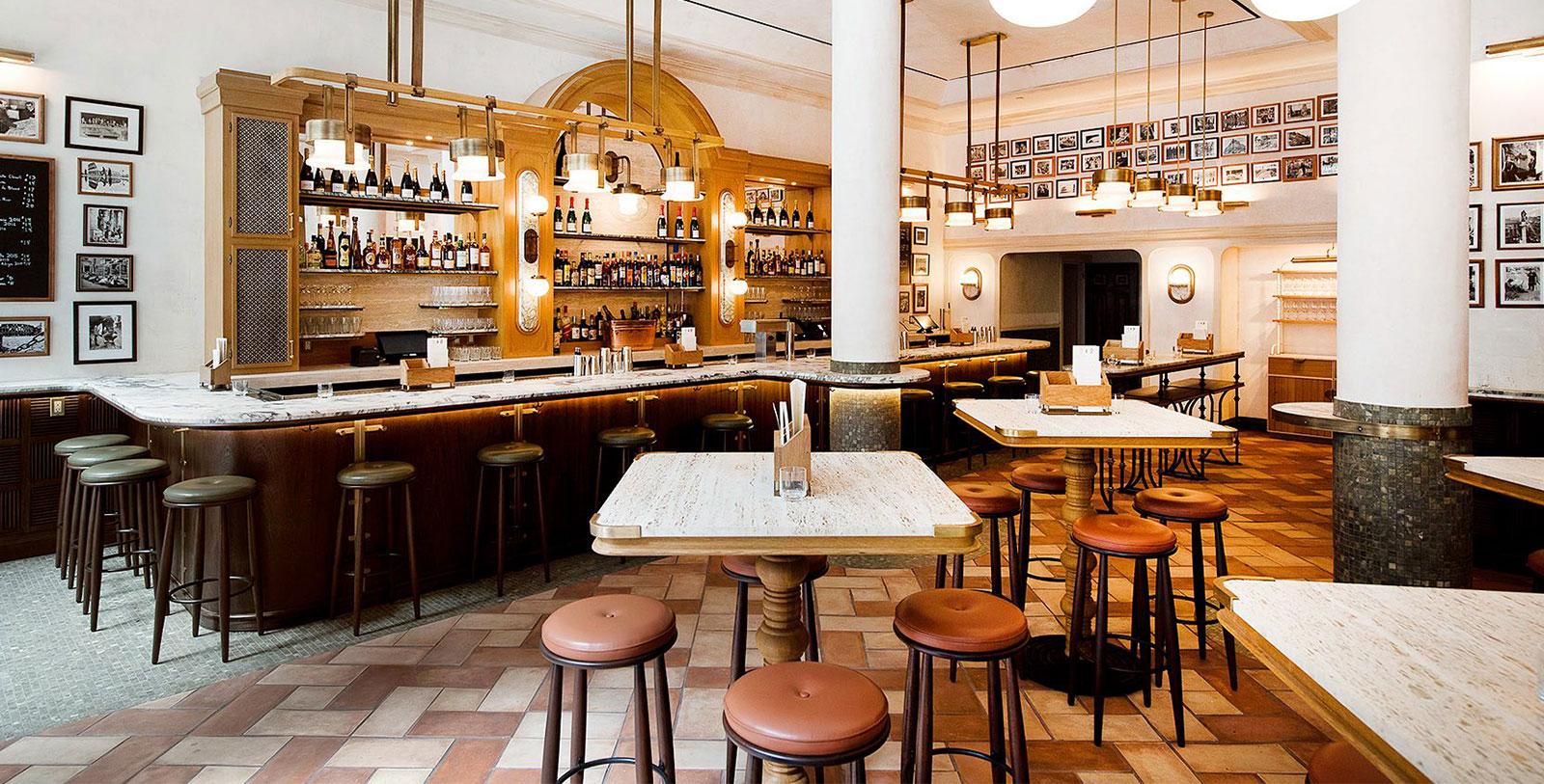 Image of Vini e Fritti Restaurant at The Redbury New York, New York, Dining