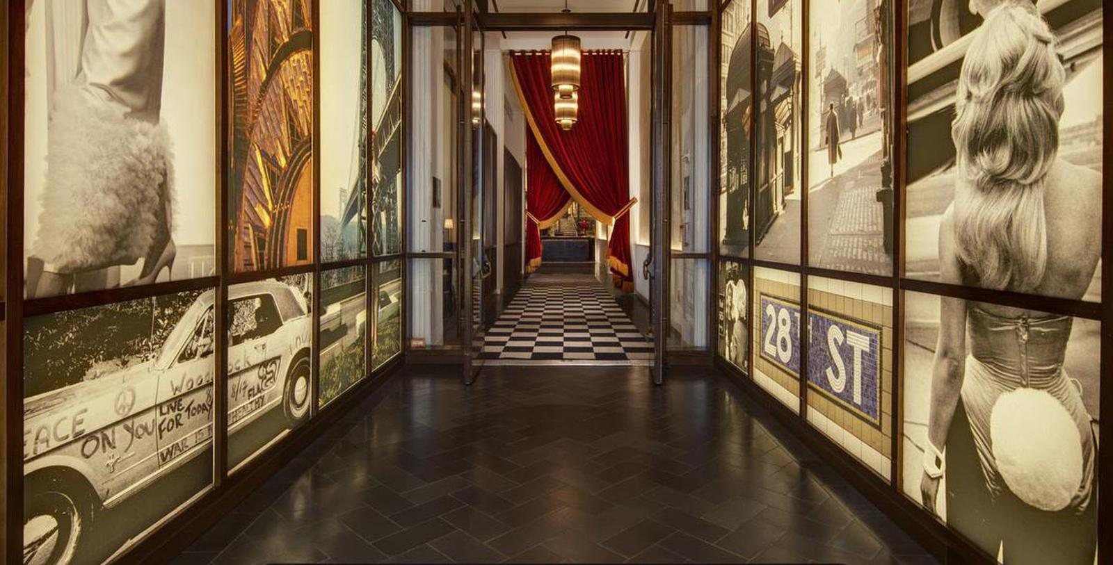 Image of Hallway at The Redbury New York, 1903, Member of Historic Hotels of America, in New York, New York, Discover