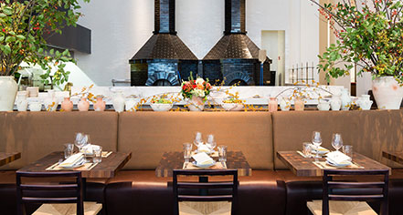 Dining at      The Redbury New York  in New York